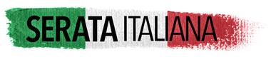 Serata Italiana Logo Wide