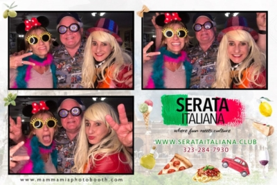 Serata Italiana, Jun 3 2019