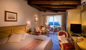 Colonna Resort rooms