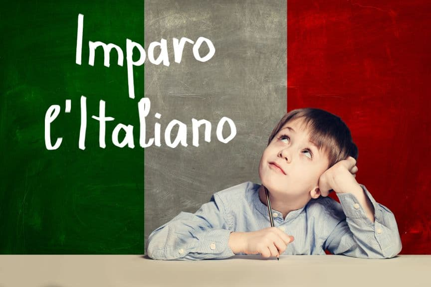 Imparo Italiano - Italian for Children