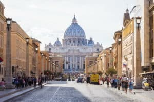 Travel to Rome, Italy with OMG Inc.